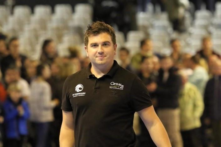 Sébastien Leriche, nouveau directeur-entraîneur du Centre de Formation