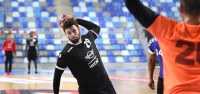 Match amical : CRMHB-Cherbourg : 30-21