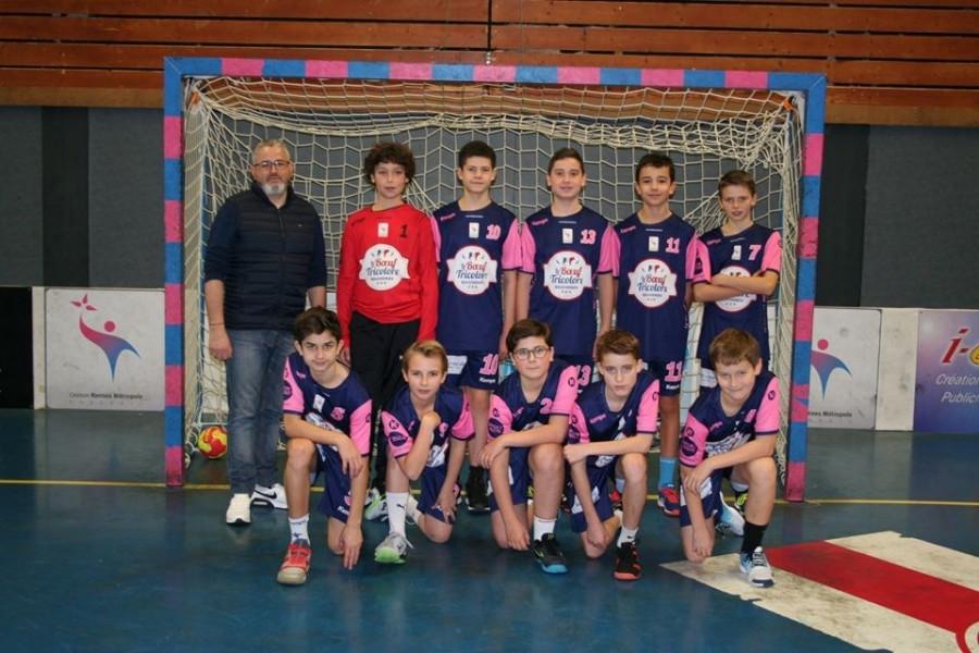 U15 - Equipe 3 - 1ère DIVISION