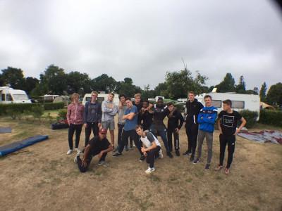 U18 - BONNE PRÉPARATION POUR LES U18M !