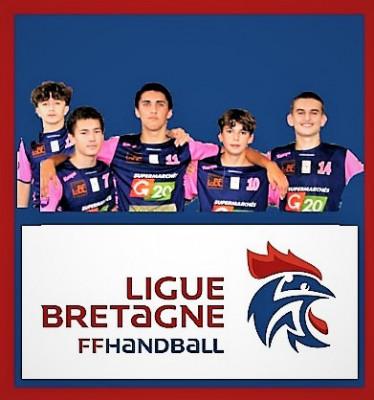Stage U15 de la Ligue de Bretagne