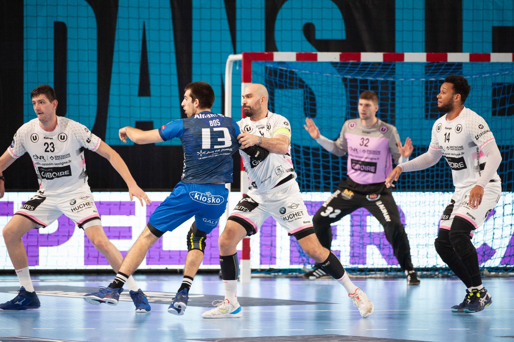 J8 : Montpellier - CRMHB : 28-28