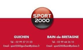 SPORT 2000 GUICHEN - BAIN