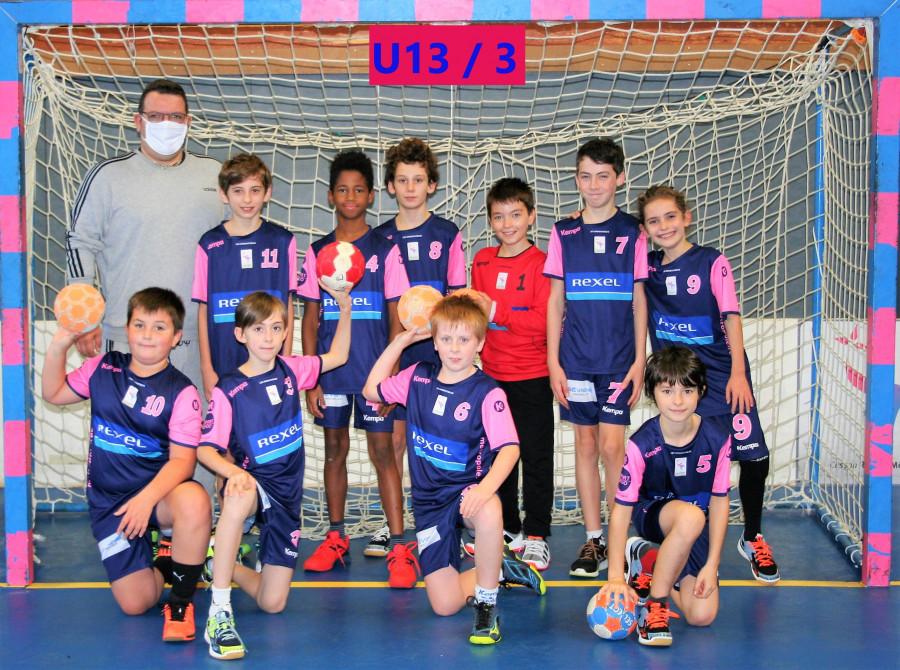 U13 - Equipe 3