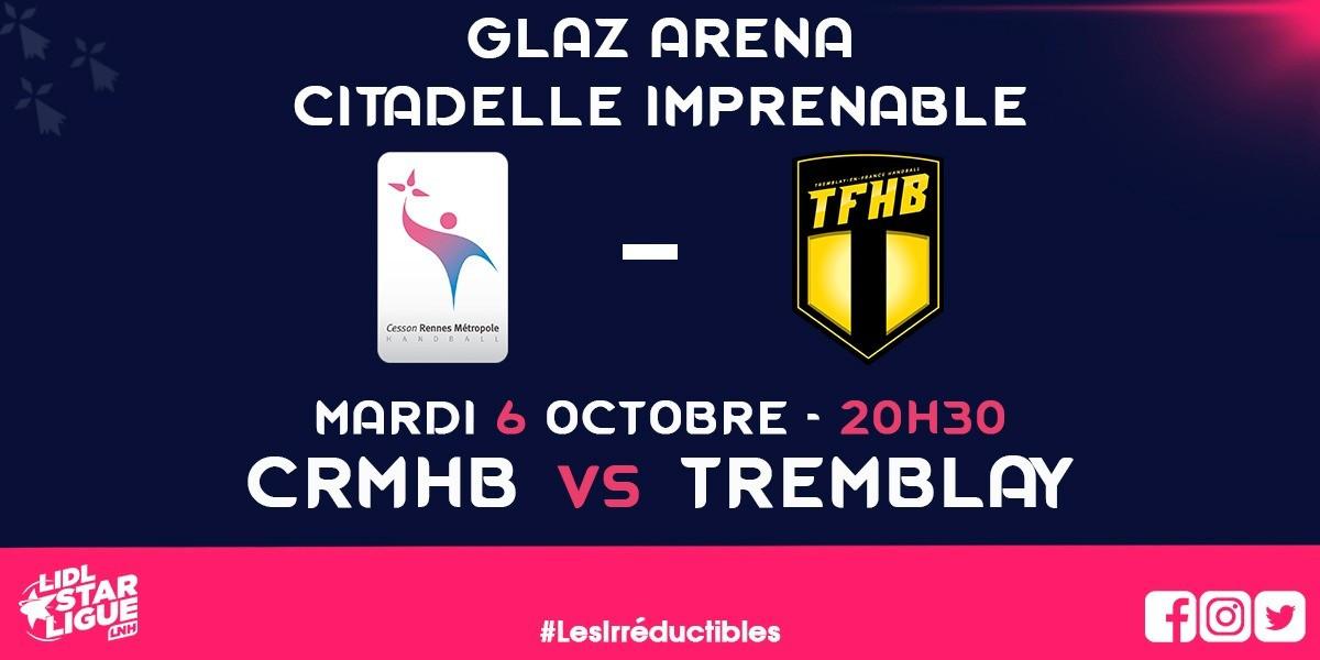 Informations Pratiques : CRMHB - Tremblay