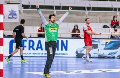 Miguel Espinha Ferreira, nouveau gardien des«Irréductibles».