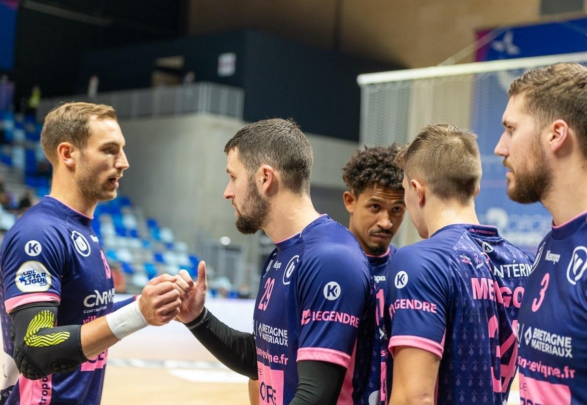 CRMHB-Chambéry : Match reporté