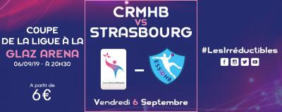 Informations pratiques : CRMHB / Strasbourg