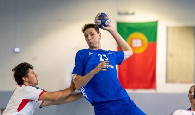 Mathieu SALOU présent aux Championnats du Monde U19