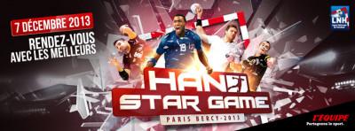 PREMIÈRE ÉDITION DU HAND STAR GAME