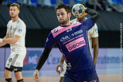 J7 : CRMHB / Besançon : Résumé de match