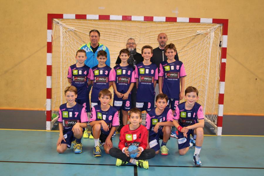 U13 - Equipe 2