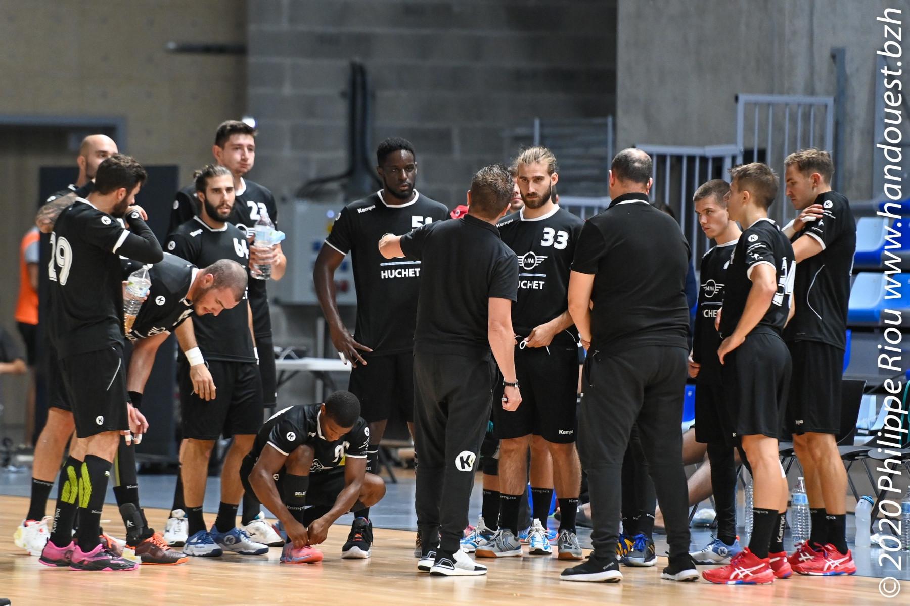Match amical : CRMHB-Chartres ouvert au public