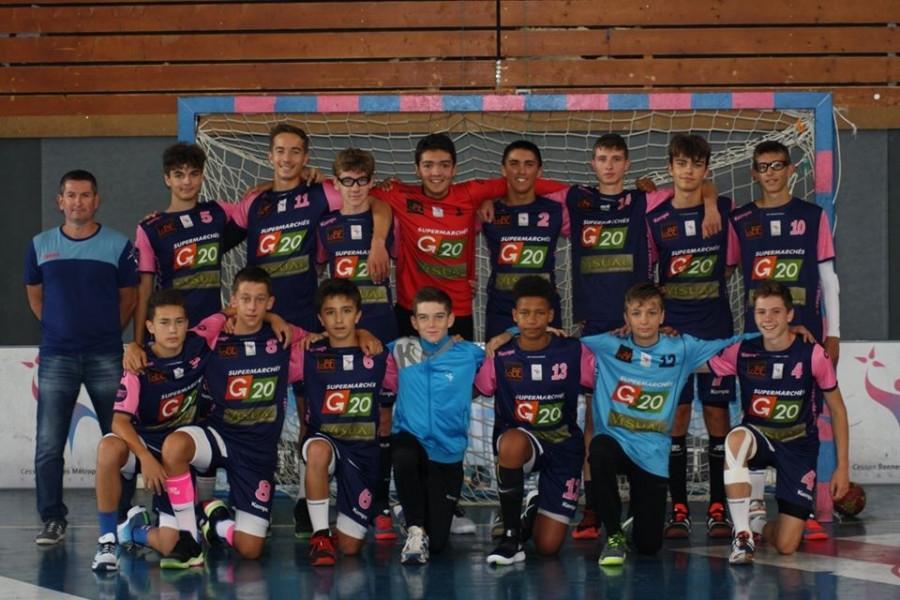 U15  - Equipe 1 - PRENATIONALE