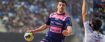 Fin de saison pour Allan Villeminot