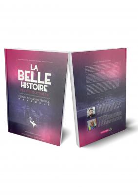 """Livre """"La Belle Histoire des Irréductibles"""""""