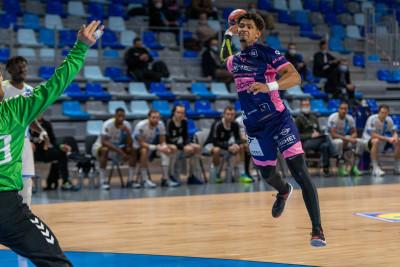 J25: CRMHB - Montpellier 28-33
