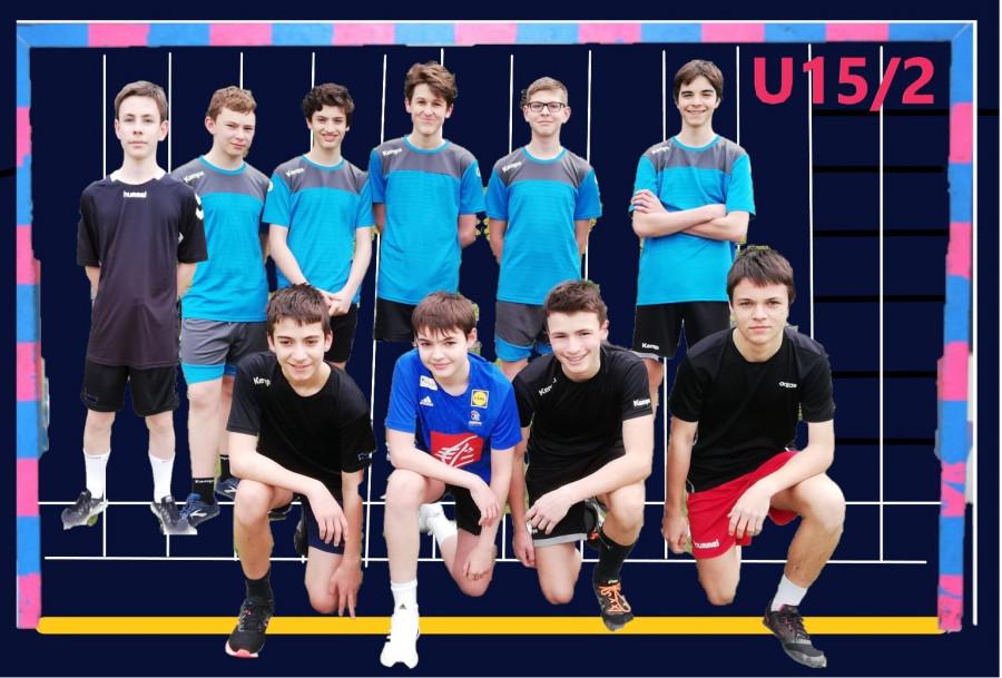U15 - Equipe 2 - EXCELLENCE REGION